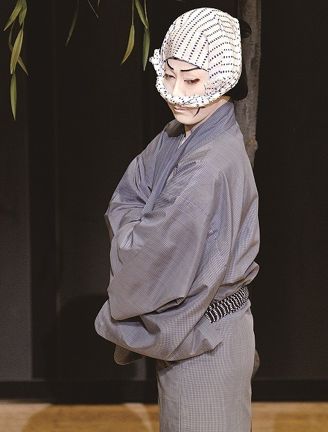 『与話情浮名横櫛』尾上菊之助の与三郎  (C)松竹