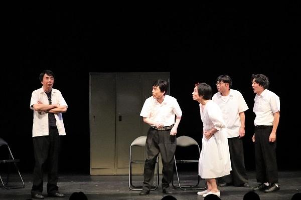 舞台『帰郷』プレビュー公演