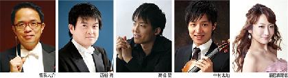 国連難民援助活動支援チャリティーコンサート  5人の指揮者 × 5人のピアニスト × 4人の声楽家 × ベートーヴェン