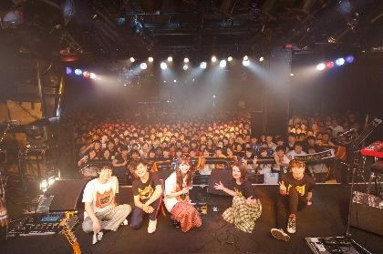 緑黄色社会、新ミニアルバムのリリースと東名阪での対バン自主企画開催を発表