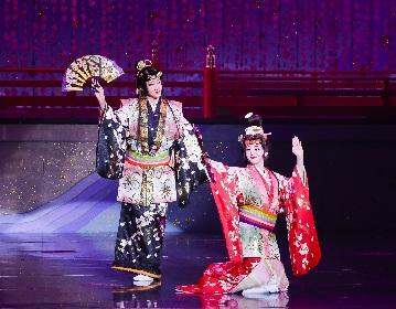紅ゆずる、綺咲愛里主演! 宝塚歌劇星組公演『ANOTHER WORLD』『Killer Rouge(キラー ルージュ)』