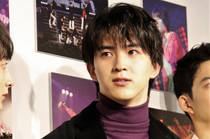 甲斐翔真(映画『シグナル100』は小関さんと共に、そして『デスノート THE MUSICAL』が楽しみですね!)