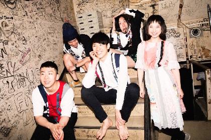東京カランコロンが2ヶ月連続で東名阪対バンツアー&会場限定シングルをリリース