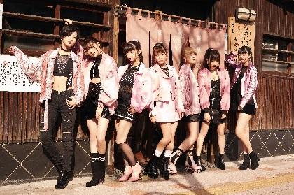 夢アド、新シングル「メロンソーダ」を7月にリリース ムツムロ アキラ(ハンブレッダーズ)が楽曲提供