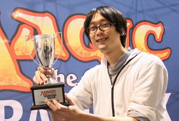 前回開催「グランプリ・名古屋2016」優勝者、平見 友徳選手