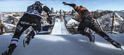 【5分で学べる】Red Bull Crashed Ice、5つの基礎知識