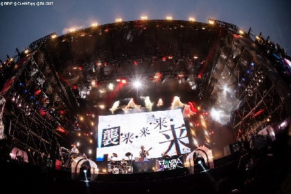 バンドリ!リアルバンド後発組同士の切磋琢磨 Morfonica×RAISE A SUILENの対バンライブ『BanG Dream! 9th☆LIVE「Mythology」』DAY2ライブレポート