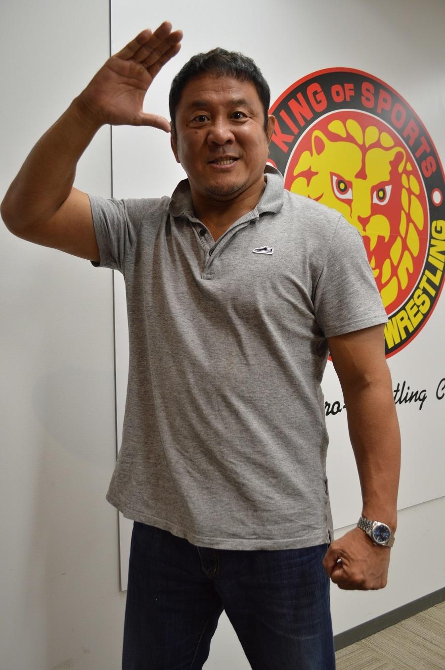 永田裕志選手