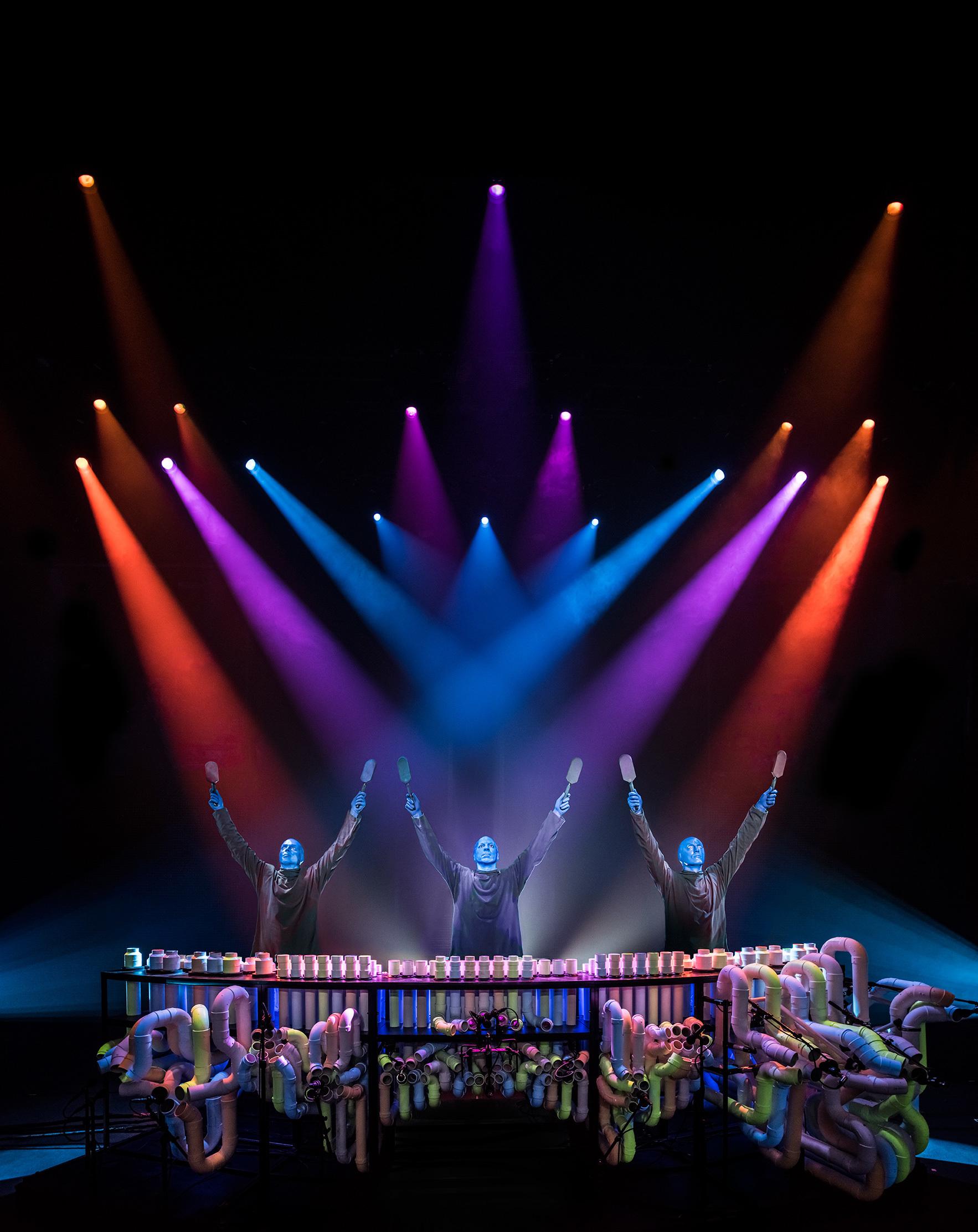 『ブルーマングループ ワールドツアー IN JAPAN』