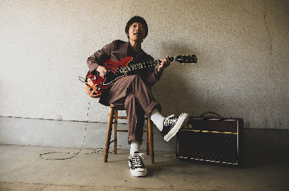 ジュンスカ・宮田和弥、3rd配信シングル「ジブンノウタ」のリリースが決定(コメントあり)