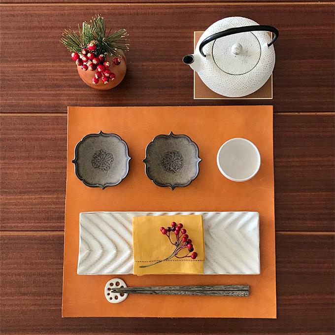 特別審査部門  テーブルスタイリング フォトコンテスト 最優秀奨励賞 「今日のおひとりさまランチテーブル」