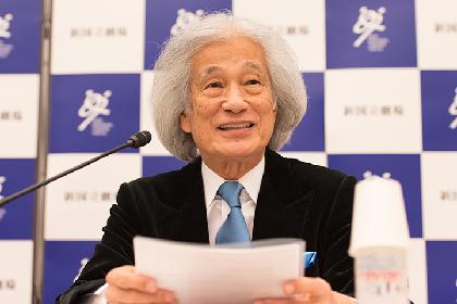 細川俊夫のオペラ《松風》が日本初演へ、サシャ・ヴァルツ演出・振付、美術に塩田千春