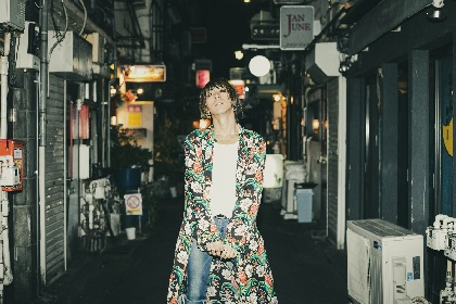 SUPER BEAVERのVo渋谷ソロプロジェクト 澁谷逆太郎 2ndデジタルシングル「the curb」MV公開