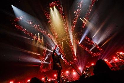 吉川晃司 デビュー35周年ツアー開幕「往生際が悪く、これからも歌っていきたいと思います」