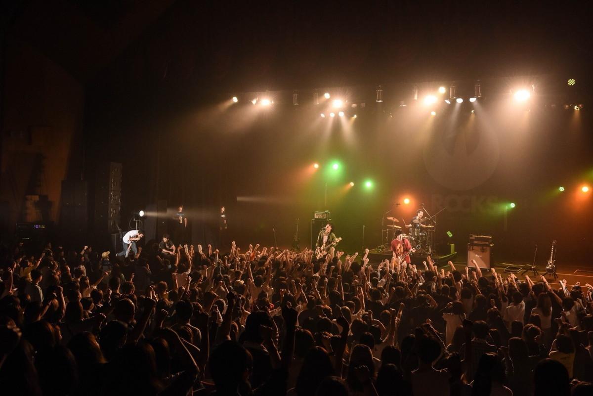 ハルカミライ Photo by Masanori Fujikawa