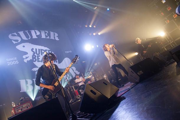 SUPER BEAVER(Photo by MAYUMI -kiss it bitter-)