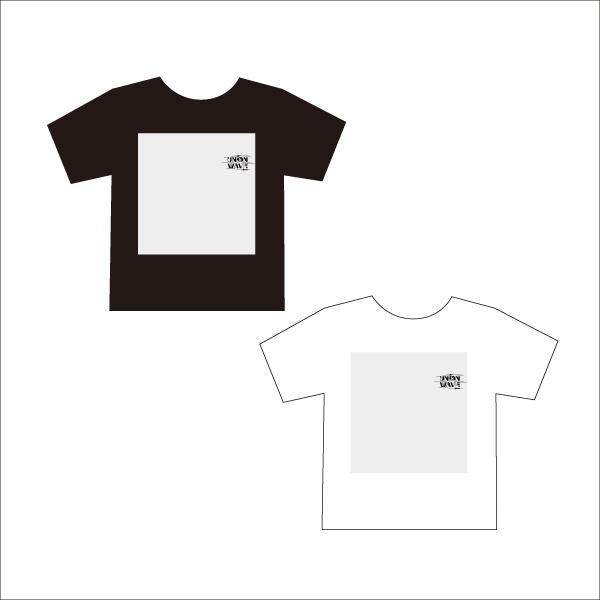 YuNi UNiON WAVE Tシャツ (C)YuNi