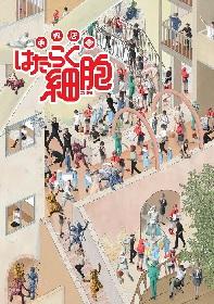 体内活劇『はたらく細胞』2018年公演がニコ生で配信決定