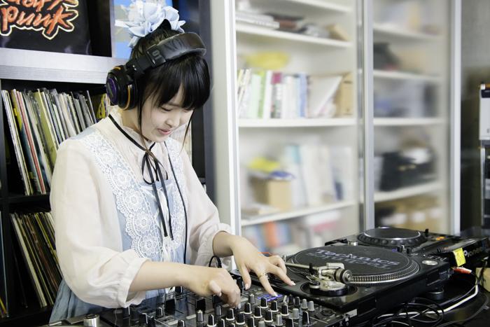 エフェクトも勉強中 「本番ではアタフタして使えなさそうです!」 Photo by  Kiyotaka Ise