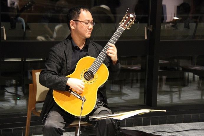 日本のギターのスタイルを作りたい! (C)H.isojima