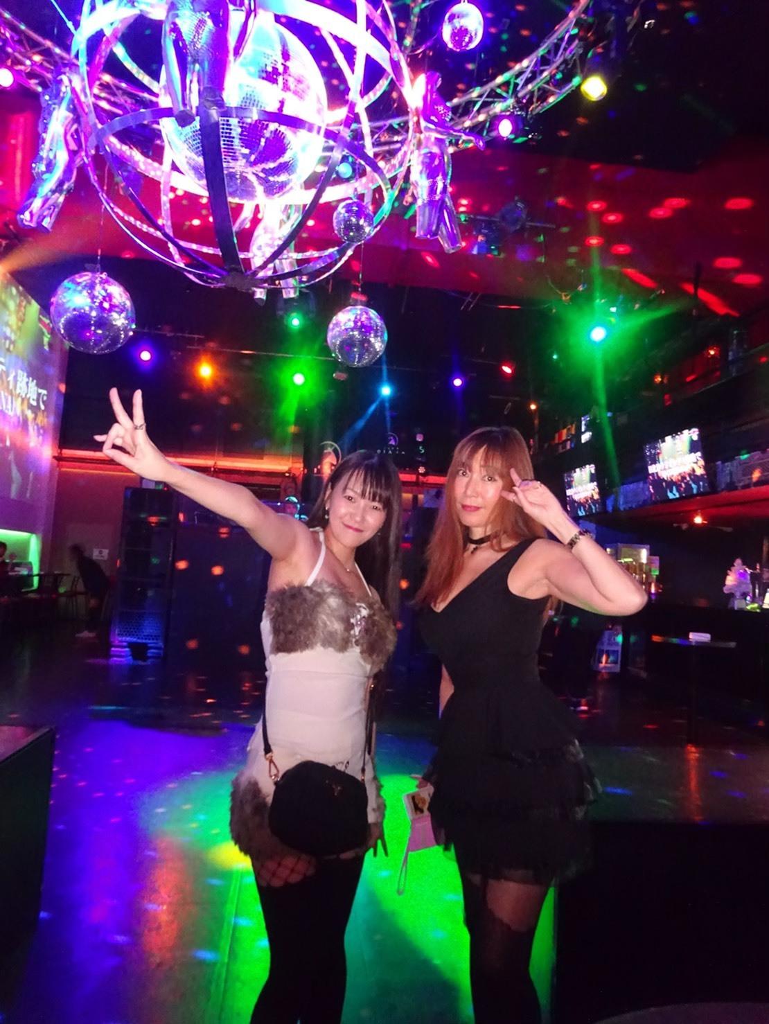 あかねっち(左)とユミ(右)