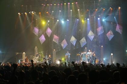 Goose house、『Goose house Live Tour 2018 Flight』ファイナルでチャゲアスのカバーも披露