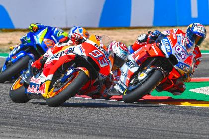 マルケスが王者を決めるか? MotoGP™ 第16戦はもてぎ開催