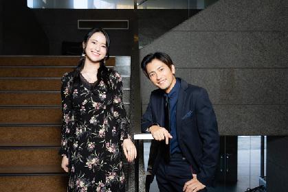 ミュージカル『アリージャンス〜忠誠〜』で中河内雅貴×小南満佑子が初共演! 対談インタビューで意気込み語る
