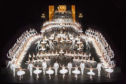 映画館で楽しむ『パリ・オペラ座ダンスの饗宴』、ダンサーの存在そのものが芸術品!