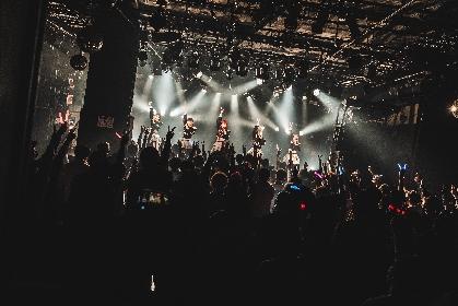 NightOwl「新たな夜を始めましょう」 新メンバー加入、最終形態となった渋谷QUATTROワンマンをレポート