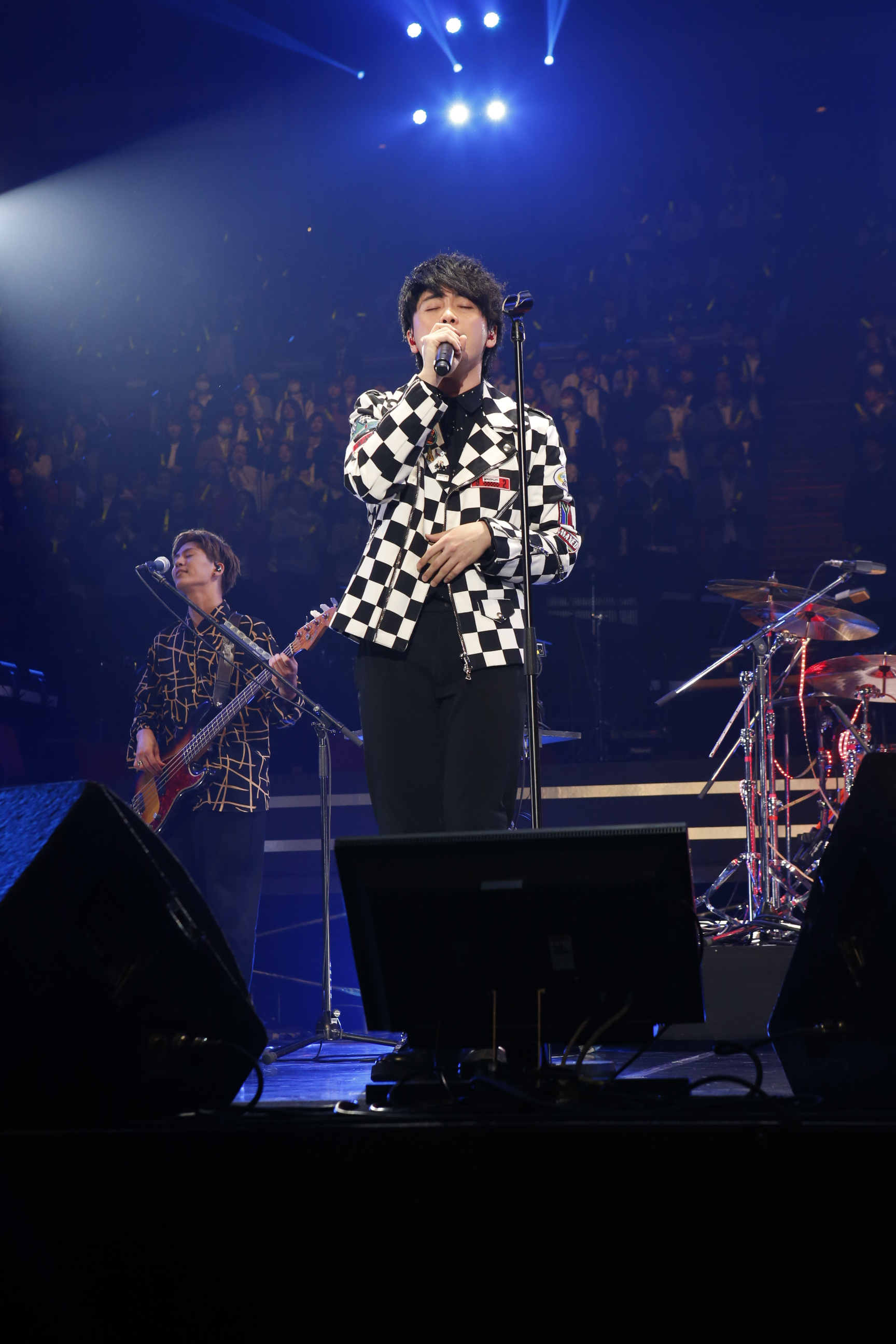Mrs. GREEN APPLE LIVE SDD 2018 OFFICIAL PHOTO