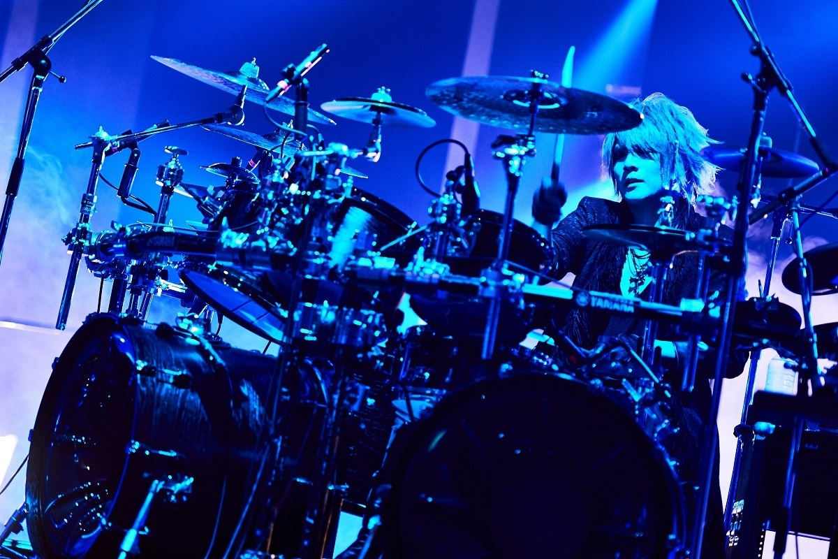 the GazettE 撮影=Keiko Tanabe