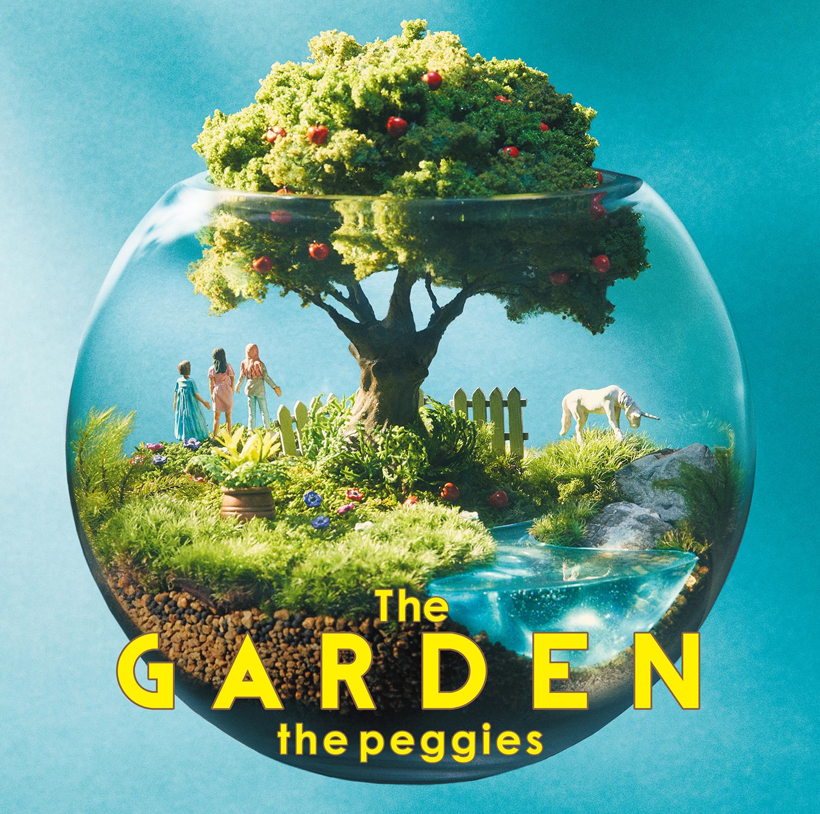 2nd Album『The GARDEN』通常盤