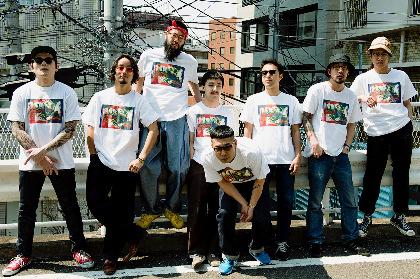 SANABAGUN. が東京2daysを含むツアーの全日程を発表