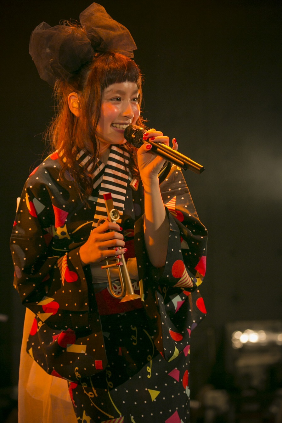 トミタ栞 Photo by Saburo Yoneyama(SignaL) Yukata by ふりふ