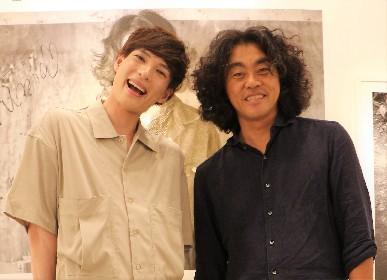 輝馬・自身初の写真展イベントを開催 「貴重な初体験」