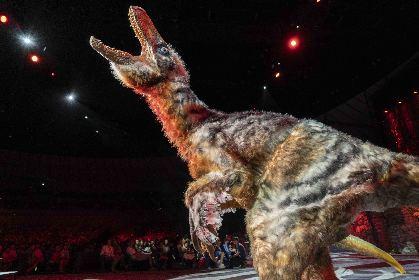 芦田愛菜がタイムマシンにお願い!『世界一受けたい授業 THE LIVE 恐竜に会える夏!』最速レポート