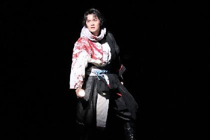 舞台『里見八犬伝』が開幕 初座長の佐野勇斗「舞台ってこんなに楽しいんだ!」と笑顔