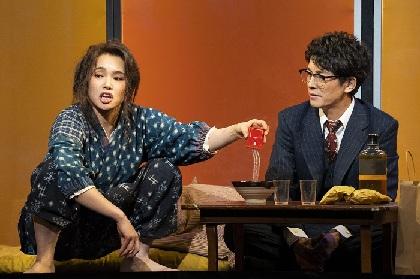 生瀬勝久が演出を手掛けるKERA CROSS第二弾『グッドバイ』開幕 藤木直人、ソニンらのコメントが到着