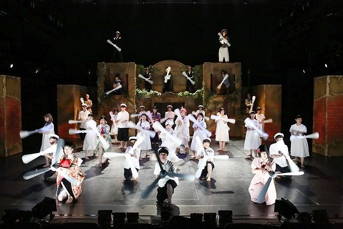 少年王者舘『1001』(2019年)@新国立劇場 [撮影]宮川舞子