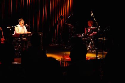 さかいゆう 有観客の2人編成全国ツアーが福岡から開幕