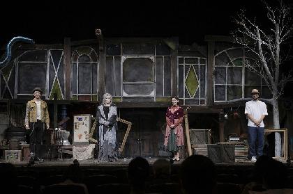 舞台『スケリグ』が再演! 主演・浜中文一「まだ僕は芝居をしていいんだ」と想いを語る