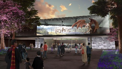 としまえん跡地に『ハリー・ポッター』スタジオツアーを設立 2023年前半オープンに向け本契約を締結