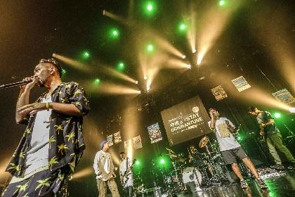 ORANGE RANGE 3年ぶりアルバム『ELEVEN PIECE』全曲を解説しながらライブ披露