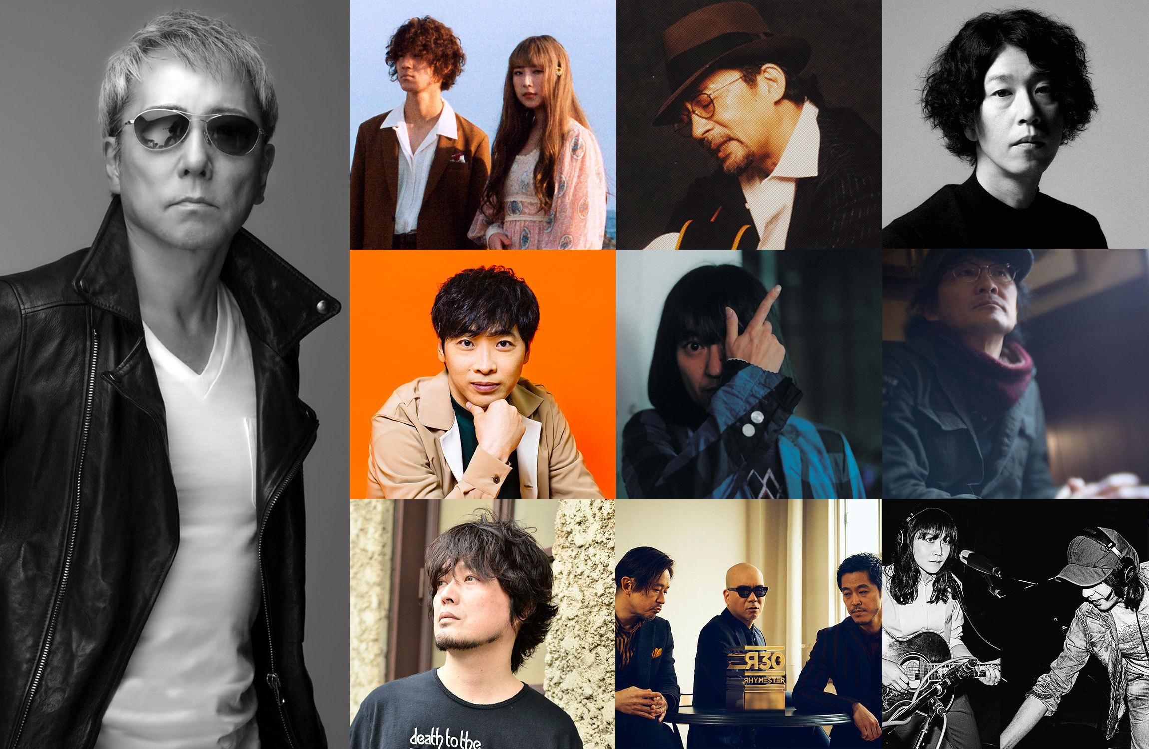 『新日本製薬 presents SONGS&FRIENDS』出演者