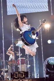 miwa、キティちゃんもサプライズ登場したアリーナツアーに幕 9公演で7万5千人を動員