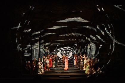 新国立劇場、『魔笛』『ドン・キホーテ』など上演作品の舞台美術展&ミニ・コンサートを開催