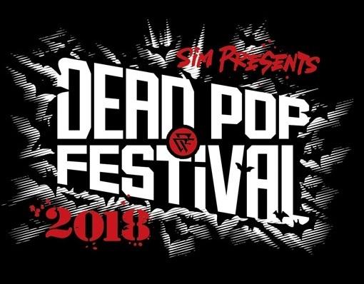 DEAD POP FESTiVAL 2018