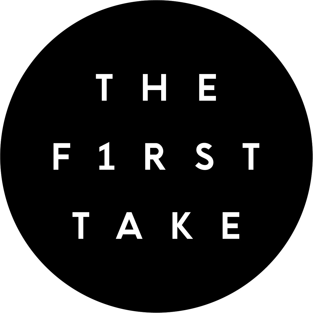 YouTubeチャンネル「THE FIRST TAKE」ロゴ