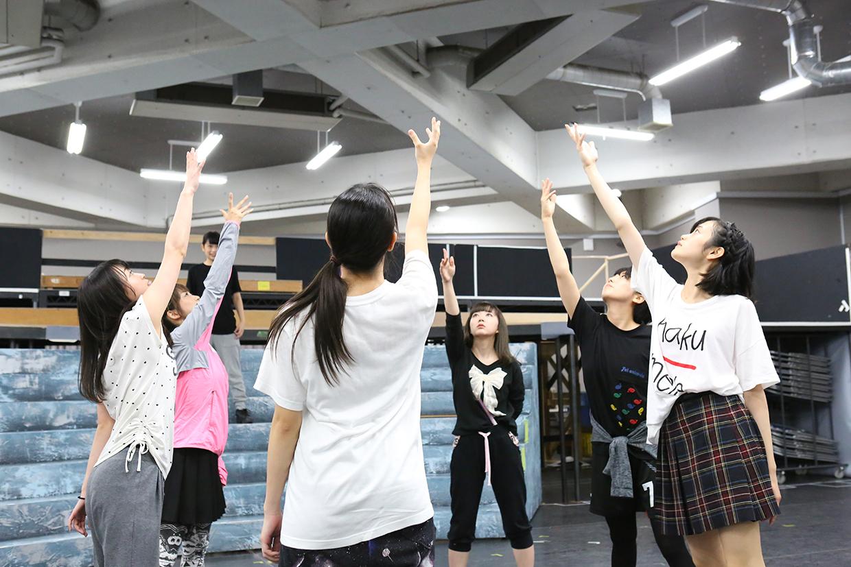 ミュージカル「少女☆歌劇 レヴュースタァライト ―The LIVE―」#1 (C)Project Revue Starlight